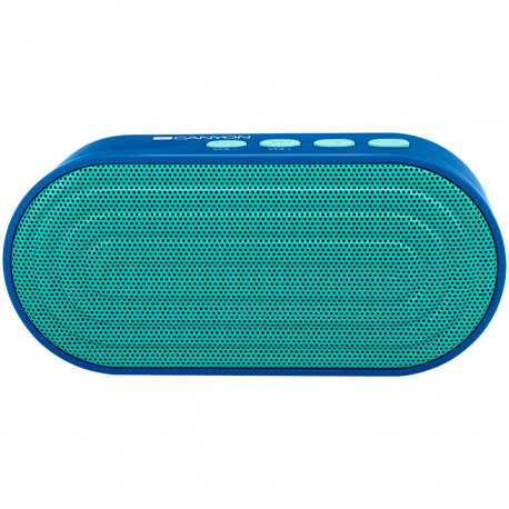 CANYON Portable Bluetooth V4.2+EDR stereo speaker with 3.5mm Aux microSD card slot USB / micro-USB