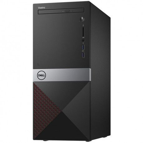 Dell Vostro 3670 Core i7-8700 8GB 128GB SSD + 1TB GeForce GTX 1050 DVD RW