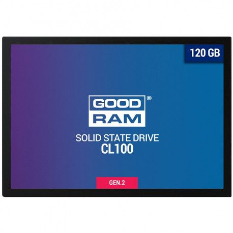 GOODRAM SSD CL100 120GB SATA3