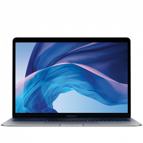 Apple MacBook Air 13.3-ich Retina display (2560-by-1600 native resolution at 227 ppi) Touch ID sensor