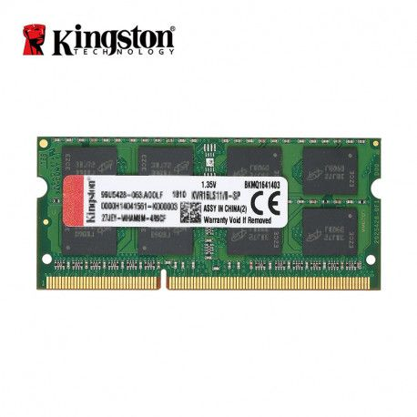 Kingston SOD DDR3 8GB 1600MHz