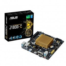 Matična ploča Asus INTEL J1800I-C Socker Mini ITX 2x SO-DIMM DDR3