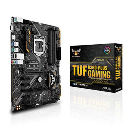 ASUS MB TUF B360-PLUS GAMING