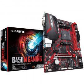 Matična ploča GIGABYTE B450M GAMING AMD Socket AM4 2x DIMM DDR4