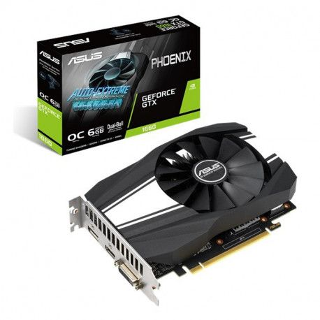 GTX 1660 TI PH 6GB GDDR5 192bit