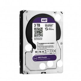 Hard disk WD Purple 3TB 3,5'' 5400rpm