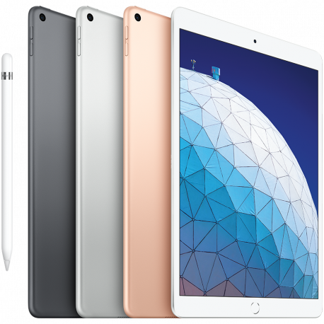 Apple 10.5-inch iPad Air 3 WiFi 64GB (224-by-1668 resolution at 264 pixels per inch (ppi)