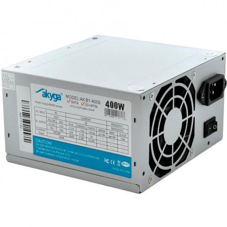 Power Supply AKYGA AK-B1-400