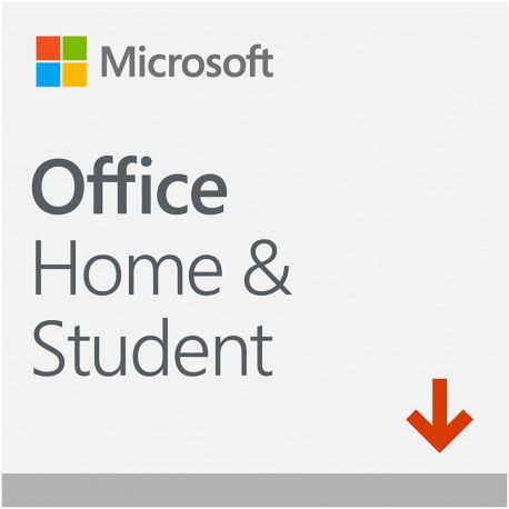 Micrososoft FPP Office Home & Student 2019 ENG CEE