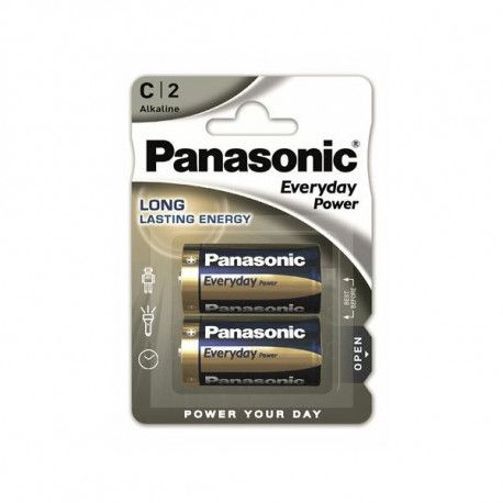 PANASONIC baterije LR14EPS/2BP Alkaline Standard Power