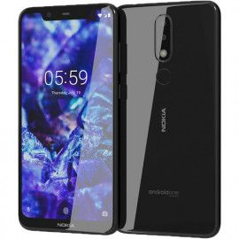 Mobitel Nokia 5.1 plus 3GB 32GB DS, black