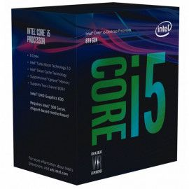 Procesor Intel Core i5 8600K 3.6GHz