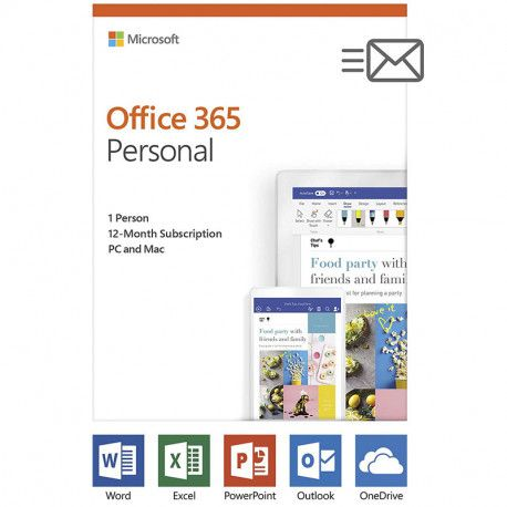 Office 365 Personal EN Subs1YR