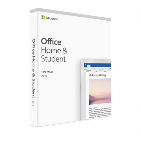 Office Home and Business 2019 CRO