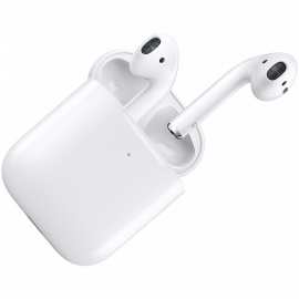 Apple AirPods 2 sa bežičnim punjenjem
