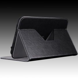 "Prestigio Universal case with stand suitable for most 7"" tablets – Black"