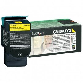 Toner Lexmark 1k Yellow