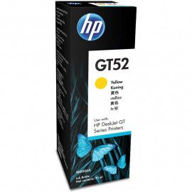 Ketridž HP GT52 (in bottle) Yellow