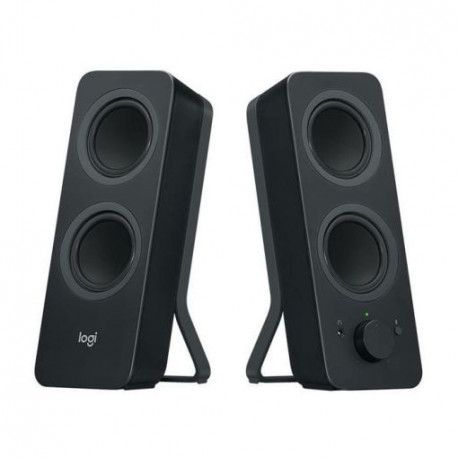 LOGITECH Z207 Audio System 2.1 sa Bluetooth – EMEA - BLACK