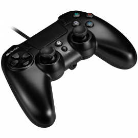 CANYON Wired Gamepad With Touchpad For PS4