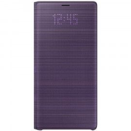 Samsung Galaxy Note 9 LED View Cover Lavender