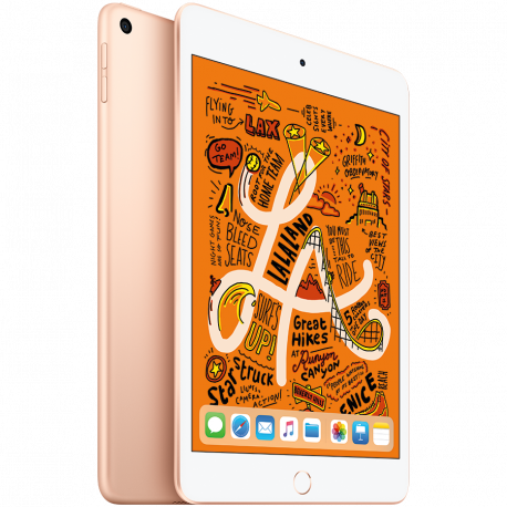 Apple iPad mini 5 Wi-Fi 64GB (7.9-inch LED-backlit Multi-Touch display 2048-by-1536 at 326(ppi) A12 Bionic