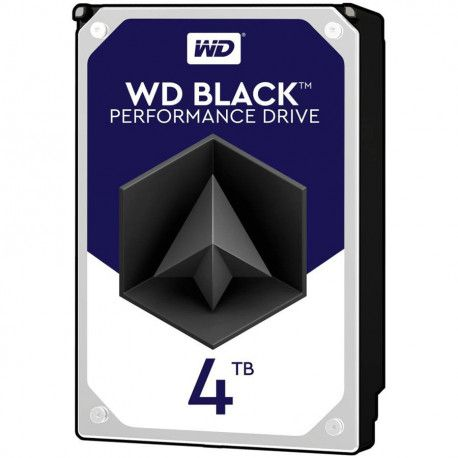 HDD Desktop WD Black (3.5'' 4TB 256MB 7200 RPM SATA 6 Gb/s)