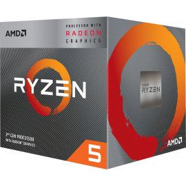 Procesor AMD Ryzen 5 3400G AM4 BOX