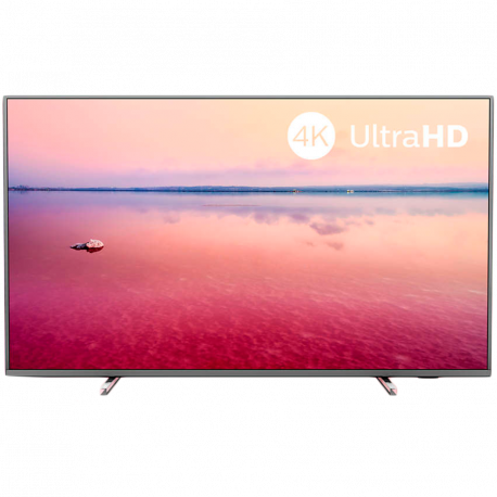 "PHILIPS TV LED 65"" (164 cm) 4K UHD Ultra slim Smart TV SAPHI 3840x2160 350"