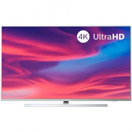 "PHILIPS TV LED 50"" (126 cm) 4K UHD Android TV 3840x2160p Ambilight 3-side Quad Core"