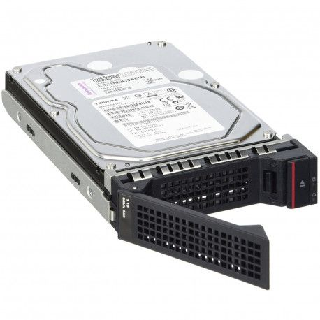 "Lenovo ThinkSystem 3.5"" 1TB 7.2K SATA 6Gb Hot Swap 512n HDD"