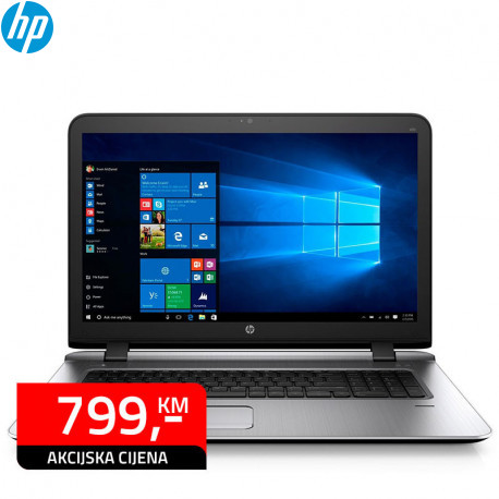 Laptop HP ProBook 470 G3 i7 8GB DDR3 240 GB SSD