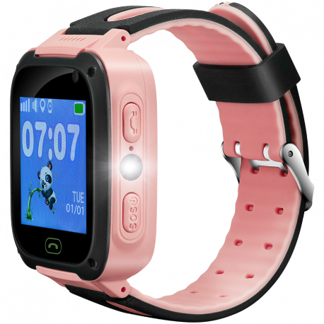 Kids smartwatch 1.44 inch colorful screen front camera   SOS button single SIM 32+32MB