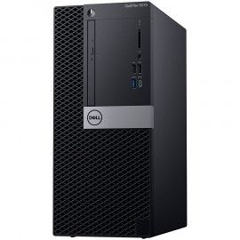 Dell OptiPlex 5070 MT Core i7-9700 8GB 256GB NVMe Intel UHD 630 DVD RW No