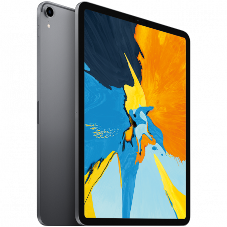 Apple 11-inch iPad Pro Wi-Fi 64GB Space Grey (Liquid Retina Display LED‑backlit Multi‑Touch display 2388-by-1668-pixel