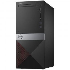 Dell Vostro 3670 Core i7-8700 8GB 1TB Intel UHD 630 DVD RW WLAN + BT