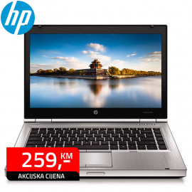 Laptop HP EliteBook 8460p i5 2410M 4GB
