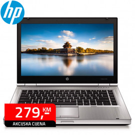 Laptop HP EliteBook 8460p i5 2410M 8GB