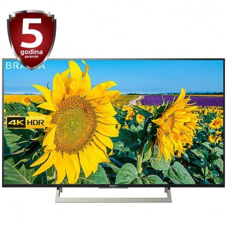 Sony 55'' XF8096 4k Android TV