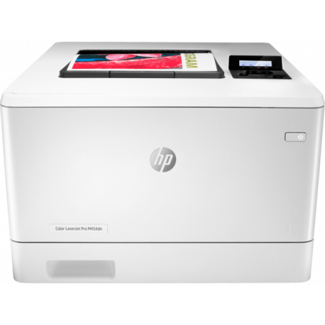 Laserski printer HP Color LaserJet M454dw