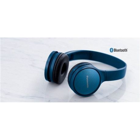 PANASONIC slušalice Bluetooth RP-HF410BE-A plave