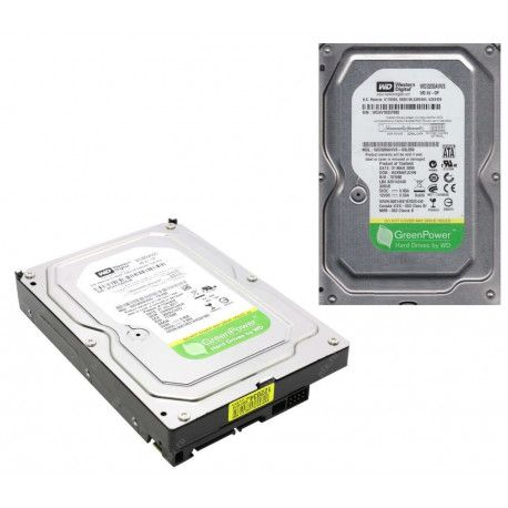 WD HDD 500GB SATA2 32MB RC