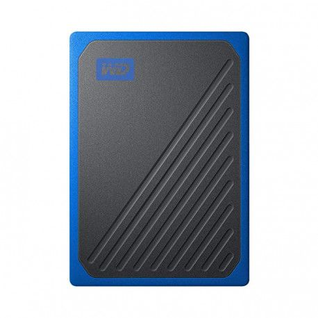 Vanjski SSD WD My Passport™ Go Cobalt 500GB