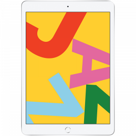 Apple 10.2-inch iPad 7 Wi-Fi 32GB Silver (Retina Display LED‑backlit Multi‑Touch display 2160-by-1620 resolution at
