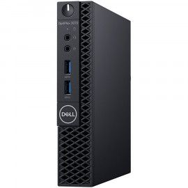 Dell OptiPlex 3070 MFF Core i3-9100T 8GB 256GB SSD PCIe M.2 Intel UHD 630 WLAN