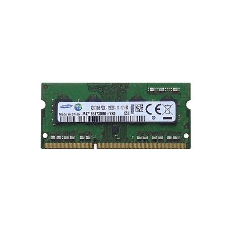 HP 4GB DDR3 SO-DIM Low Voltage