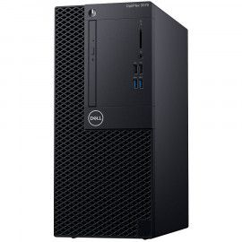 Dell OptiPlex 3070 MT Core i3-9100 8GB 256GB SSD PCIe  Intel UHD 630 DVD