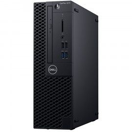 Dell OptiPlex 3070 SFF Core i3-9100 8GB 256GB SSD PCIe Intel UHD 630 DVD RW