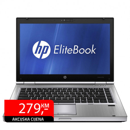 Laptop HP Elitebook 8470p 8 GB