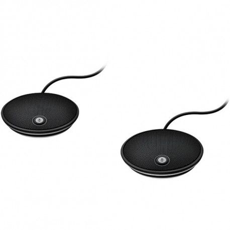 LOGITECH Expansion Microphone (2 pack) for GROUP camera